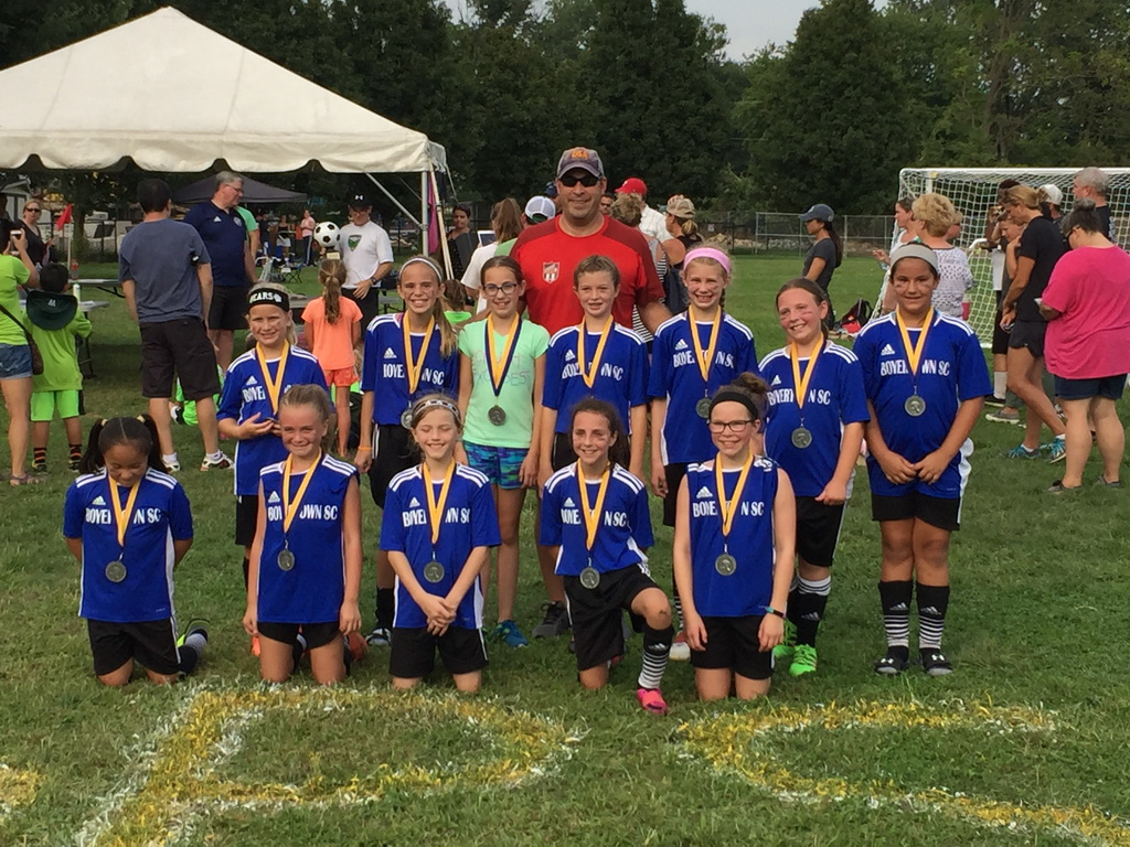 '07 Girls United Baxter Blast Finalists!